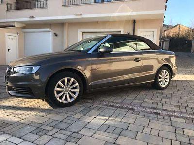 usata Audi A3 Cabriolet 1.6 TDI clean diesel Ambiente