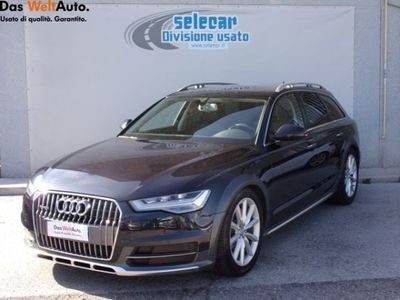 usata Audi A6 Allroad A6 allroad 3ª serie3.0 TDI 218 CV S tronic Business Plus