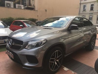 gebraucht Mercedes GLE350 d 4Matic Coupé Premium Plus AMG FULL OPTIONAL