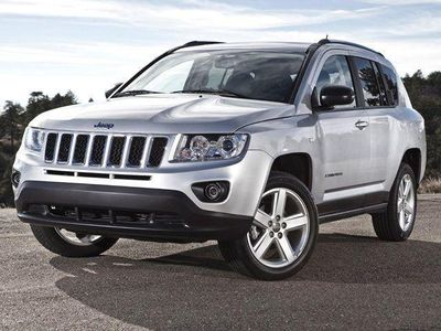 begagnad Jeep Compass 2.2 CRD Limited