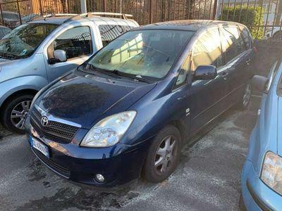usata Toyota Corolla Verso 1.6 16V Sol KM 120000!!!