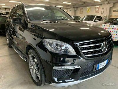usata Mercedes ML63 AMG amg performance full - garantito