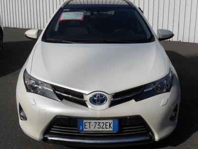usata Toyota Auris usata del 2013 a Catania, Km 18.600