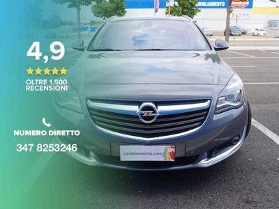 usata Opel Insignia 2.0 CDTI 170CV Sports Tourer Cosmo