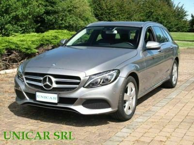 usata Mercedes C220 Classe C (W/S205)BlueTEC S.W. Automatic Sport