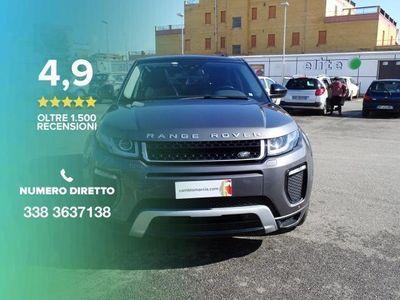 begagnad Land Rover Range Rover evoque 2.0 CV179 dynamic