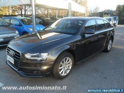 usata Audi A4 Avant 2.0 TDI Atraction diesel