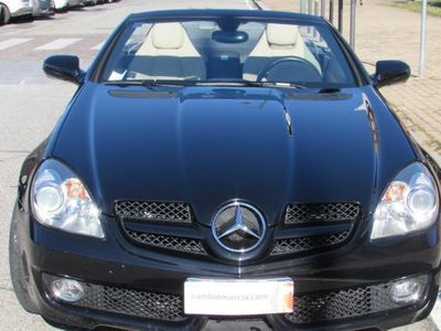 usata Mercedes SLK200 Kompressor cat Naked