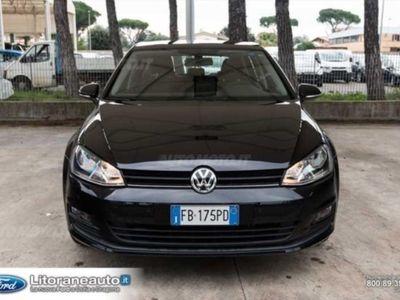 usata VW Golf Sportsvan 1.6 TDI 110CV DSG Comfortline BlueMotion Tech del 2015 usata a Roma
