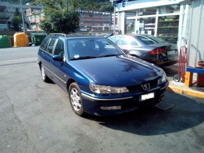 second-hand Peugeot 406 2.2 16V HDi cat S.W. Exclusive FAP