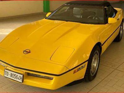 usata Corvette C4 Convertibile