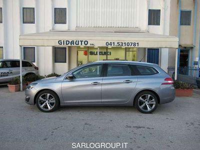 usata Peugeot 308 BlueHDi 150 S&S SW GT Line