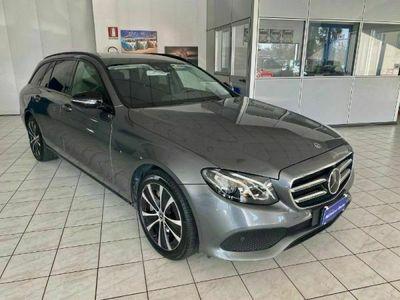usata Mercedes E300 Classe E (W/S212)S.W. Auto EQ-Power Business Extra