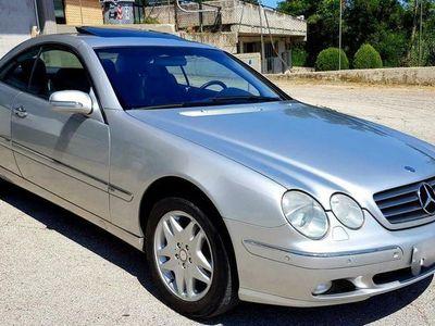 usata Mercedes CL500 CL 500