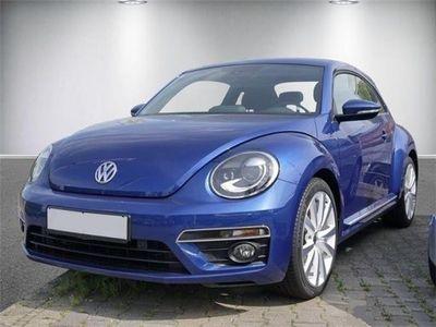 """usata VW Maggiolino 2.0 Tdi R-line Navi/xenon/pdc/19""""/pelle/cruise/led Aziendale"""