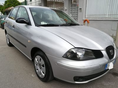 usata Seat Ibiza 1.4 tdi 5 porte accessoriata 2005