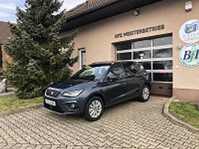 usata Seat Arona 1.0 Tsi 85kw Xcellence Dsg Topausst. Neuwagen