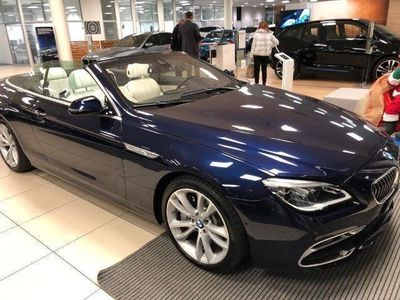 usata BMW 650 Cabriolet Serie 6 (F12/F13) Luxury