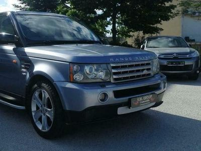 usata Land Rover Range Rover Sport 4.4 HSE Supercharged GPL nuovo