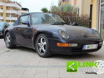 usata Porsche 911 Carrera Cabriolet 911 2
