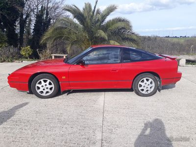usata Nissan 200 SX - 1991