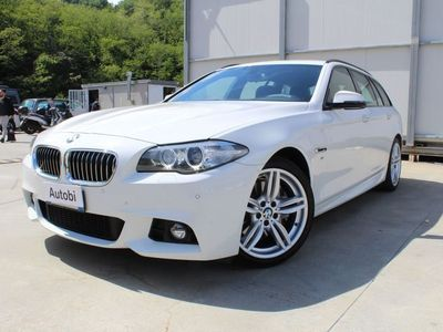 used BMW 525 Serie 5 Touring Touring F11 Diesel d touring xdrive Msport auto E6