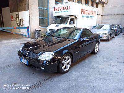 usata Mercedes SLK200 KOMPRESSOR EVO GPL RINNOVATO