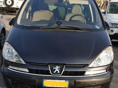 used Peugeot 807 2.0 Hdi fap st mix 5 posti perfetta n1