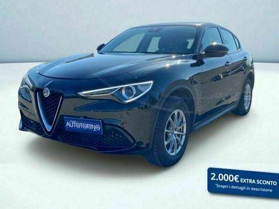 usata Alfa Romeo Stelvio 2.2 t Business Q4 190cv auto my19