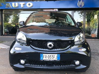 usata Smart ForTwo Coupé AUTOMATICA PASSION 71CV FATTURABILE KM 24000!!!