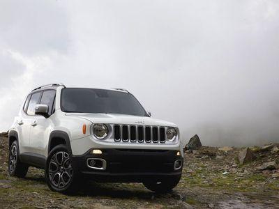 usata Jeep Renegade 1.6 Mjt 120 CV Limited nuovo