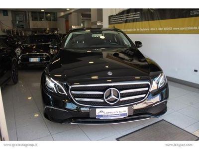 brugt Mercedes E220 4Matic Auto Business Sport NAVI RETROCAM SENSORI
