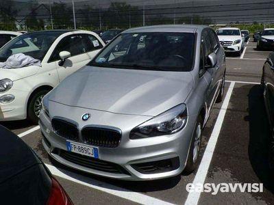brugt BMW 216 Active Tourer d 115cv e6 ss ( cruise - bluetooth ) diesel