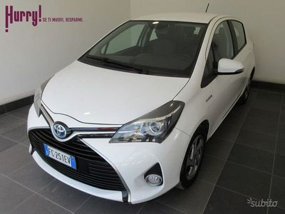 second-hand Toyota Yaris 1.5 Hybrid 5 porte Active