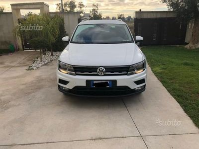 brugt VW Tiguan Tiguan 1.6 TDI Business BMT