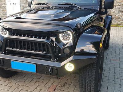 usata Jeep Wrangler JK 2.8 CRD Sahara