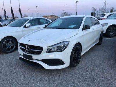 usata Mercedes CLA250 S.W. Premium