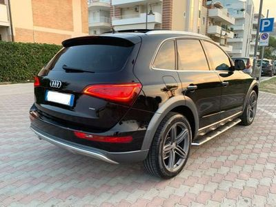 usata Audi Q5 2.0TDI 190CV-OFF-ROAD EXCLUSIVE-STUPENDA