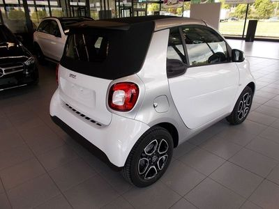 begagnad Smart ForTwo Cabrio 90 0.9 T twinamic Passion