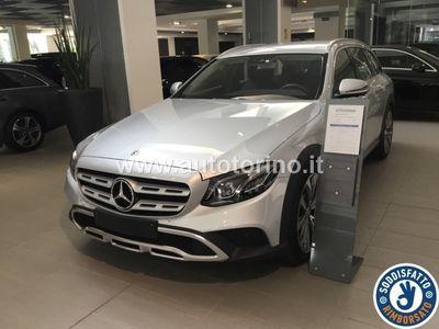 käytetty Mercedes E220 CLASSE E ALL-TERRAIN4MATIC All-Terrain Premium