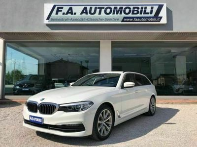usata BMW 520 Serie 5 (G30/G31) d 48V xDrive Touring Business