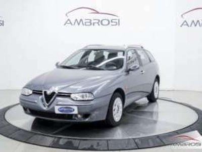 usata Alfa Romeo 156 2.0i JTS 16V cat Sportwagon Progression