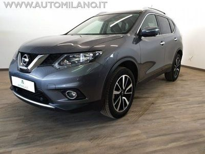 used Nissan X-Trail 2.0 dCi 4WD N-Connecta X-TRONIC