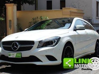 używany Mercedes CLA200 ClasseD SW Premium, Cambio automatico, Uniproprietario, Tagliandi certificati