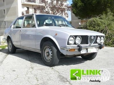 brugt Alfa Romeo Alfetta 1.6 benzina