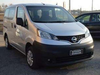 usata Nissan Evalia 1.5 dci 8v 90 cv acenta euro 5b 7 posti diesel