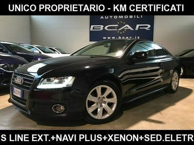 usata Audi A5 2.0 TDI F.AP. Ambition + SLINE EXT+XENON+NAVI PLUS