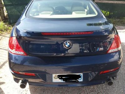 used BMW 635 d