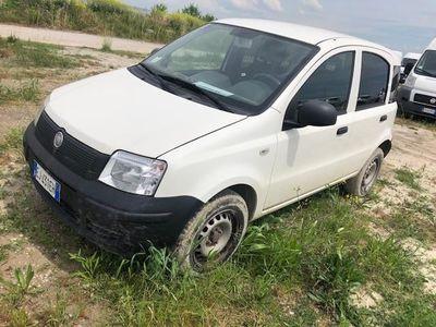 usata Fiat Panda 1.4 Metano VAN - 2011 53000KM