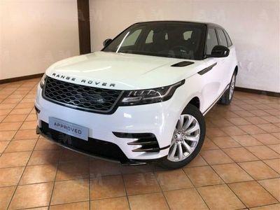 brugt Land Rover Range Rover Velar 2.0D I4 240 CV R-Dynamic del 2018 usata a Roma